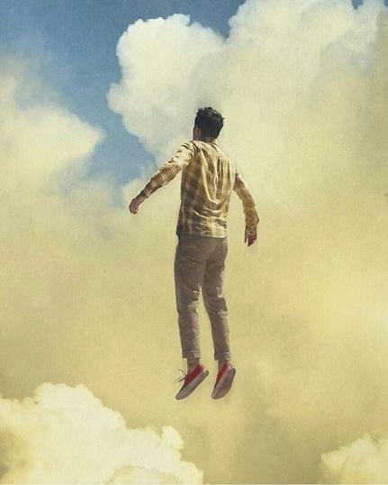انشا درباره پرواز بدون بال
