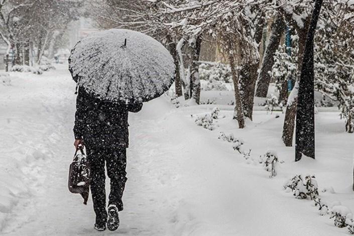 انشا در مورد یک روز برفی