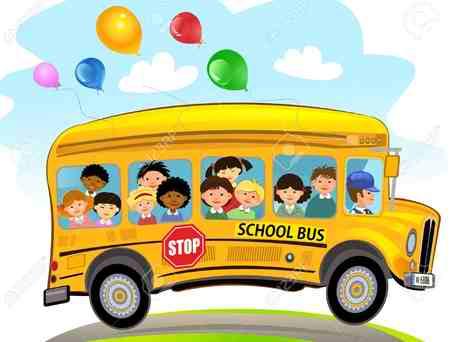 داخل یک اتوبوس شلوغ را تصور کنید پایه نهم